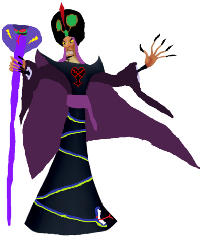 Jafar's Heartless
