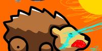 Porcupine Wanted Movie: City Destruction