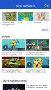 Wikia SpongeBob Fan App 002