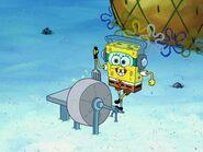 Restraining SpongeBob (1)