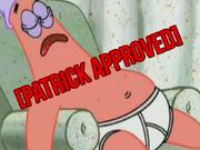 Patrick Approved Award 12