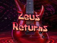 Zeus Returns