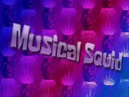 Musical Squid