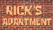 Rick's Apartment