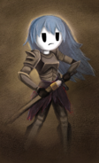 Epic spooky painting by stylishkira