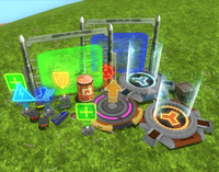 Gameplay Objects