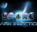 Spore: Darkspore parts (Dark Injection)