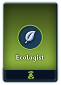 Ecologist card