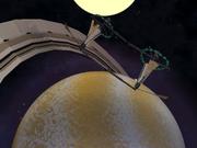 Station Halcyon orbiting Vundrum Alpha