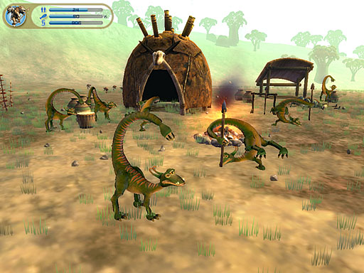 Ficheiro:Screenshot tribal-stage GDC-demo.jpg