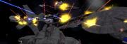 Battle above Nex
