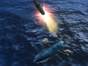 SubmarineTorpedo