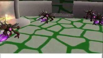 Spore Antenos Adventure-episode 2-Save The Queen!