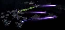 DCP Loron War Space