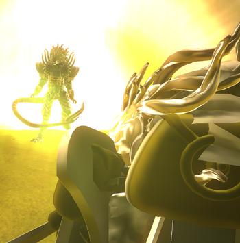 Vector of Light 02