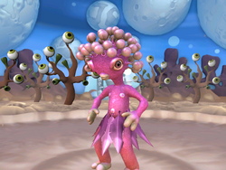 Pinky Creature