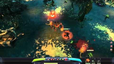 Exclusive! Darkspore - Hero Spotlight Zrin
