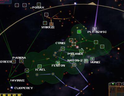 New World Cluster