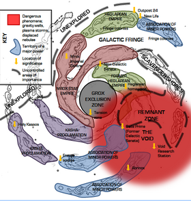Galactic Map v2