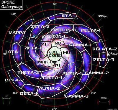 Galactic universal