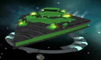 Federation Attack Cruiser