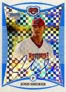 2008 Bowman Baseball Xfractor