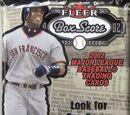 2002 Fleer Box Score Baseball