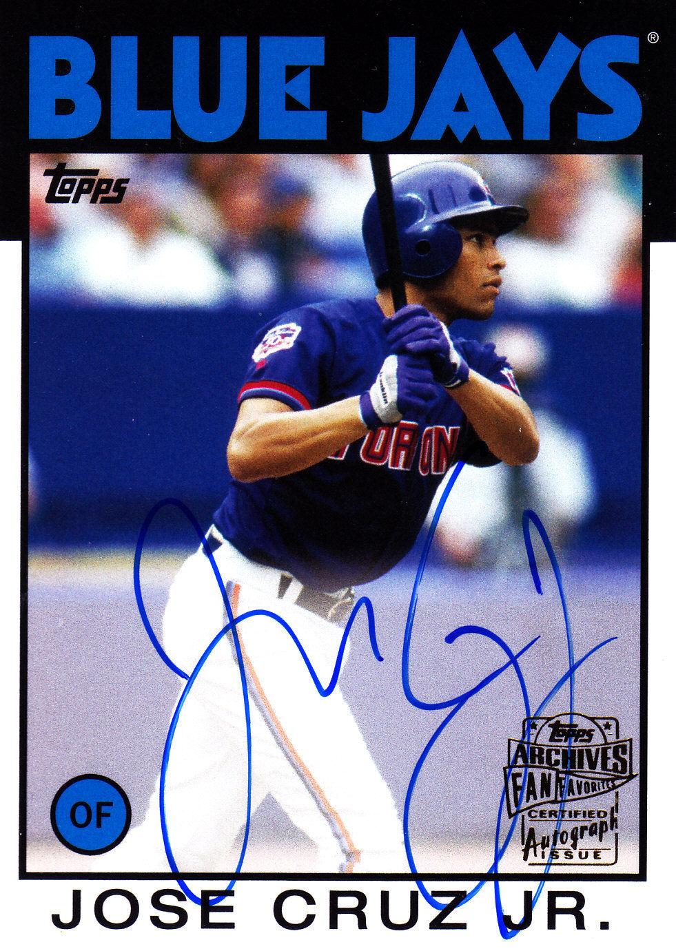 2015 Topps Archives Fan Favorite Autographs   Baseball ...