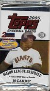 2005 Topps Series 2 Pack