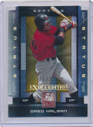 2008 Donruss EEE Base Gold Status