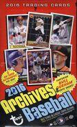 2016 Topps Archives Hobby Box