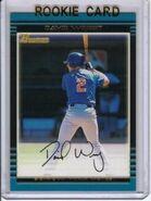 2002 Bowman Baseball 381 David Wright