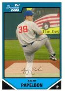 2007 Bowman Prospects BP006