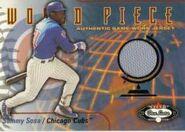 2003 Fleer Box Score WP-SS
