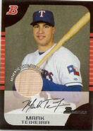 2005 Bowman Baseball Relics 43