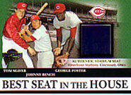 2004 Topps Fan Best Seat