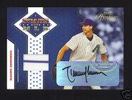 2005 PP Baseball MLB 1 Jer AU