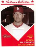 2008 Topps Heritage Baseball CC JE