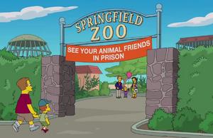 Springfield City Zoo