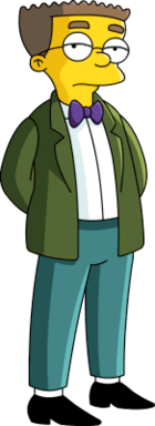 Waylon Smithers (Official Image) 2