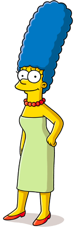 File:Marge Simpson (Official Image).png