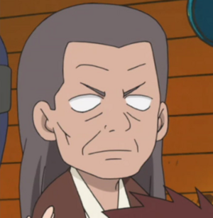 Hyuga Elder