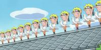 Shimura-Style: Clone Secret Strike