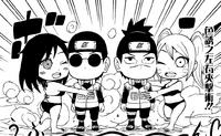 Sexy Sandwich jutsu manga
