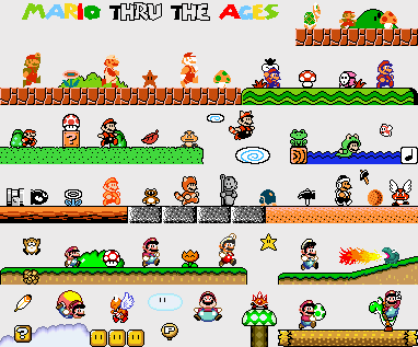 File:Mario Evolution.png