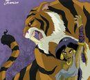 Jasmine and Rajah Horror
