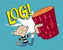 Log Ren and Stimpy