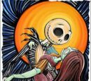 Jack and Sally Dancing (Large)