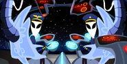 Alien cockpit