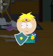 Butters shield